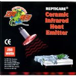 250w Zoomed Ceramic Infrared Heat Emitter